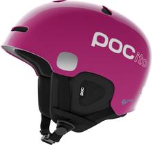 POC POCito Auric Cut Spin Helmet Barn fluorescent pink M-L   55-58cm 2019 Skidhjälmar