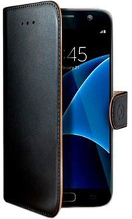 Celly Wally Samsung Galaxy S8 Pung - Sort