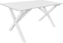 Matbord Scottsdale 150 cm - Vit