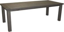 Matbord Kingston 220 cm - Grå
