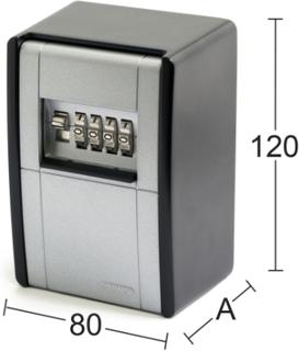 Nyckelskåp Abus 787 Kombinationslås