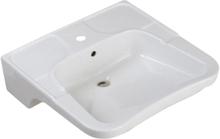 Tvättställ Ifö 2512 Vit