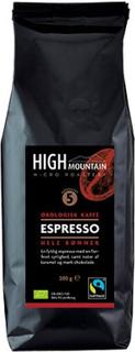 High Mountain Kaffe Bønner Espresso Ø (200 g)