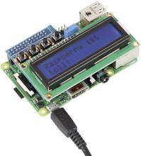 Joy-it RB-LCD-16x2 Displaymodul 5.6 cm (2.22 tum) 16 x 2 pixel Lämplig för: Raspberry Pi