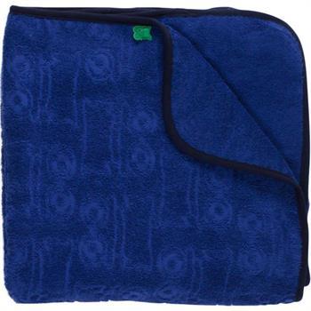 Badehåndklæde - 70x140cm Freds World - Blå - Økologisk bomuld - Home-tex