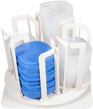 Opbevaringssystem med 49 dele - Spare plads i skuffen eller skabet