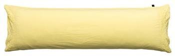 Pudebetræk - 100% Bomuld - Naturfarvet - 50x150 cm