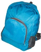 Foldbar rygsæk - Vandafvisende - Blå - 15 liter