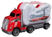 Legetøjs lastbil - Konstruktions leg