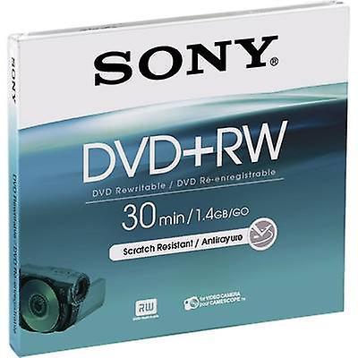 Tom 8 cm Mini DVD + RW 1,46 GB Sony DPW30A 5 computer(e)