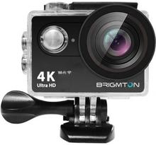 Sportkamera BRIGMTON BSC-10-HD4K Wifi Svart