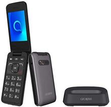 Mobiltelefon Alcatel 3026X 2,8'' QVGA Bluetooth 950 mAh (Färg: Silver)