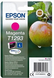 Original Bläckpatron Epson T129 (Färg: Svart)