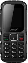 Mobiltelefon för seniorer Denver Electronics WAS-18110M 1,77'' TFT SMS DUAL SIM MICRO USB Svart