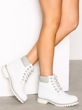 Duffy Warm Boot Offwhite