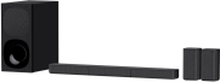 Sony HT-S20R - Lydbarsystem - til hjemmebiograf - 5.1-kanal - trådløs - Bluetooth - 400 Watt (Total)