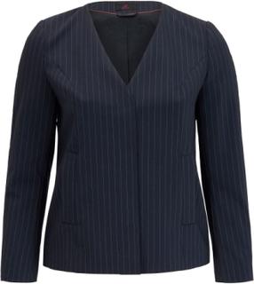 Moderigtig, elegant blazer Fra Emilia Lay blå