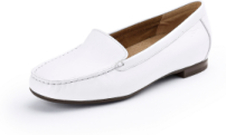 Loafers från Sioux vit