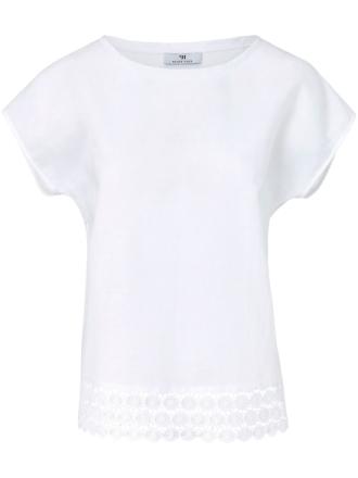 Skjortebluse Fra Peter Hahn hvid - Peter Hahn