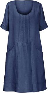 Kjole Fra Anna Aura blå