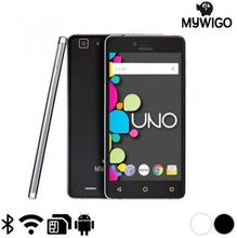 MyWigo UNO 5'' Smartmobil (Färg: Vit)
