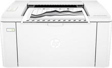 Laserskrivare svartvit HP Laserjet Pro M102W WIFI 128 MB Vit
