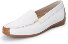 Loafers från Gabor vit