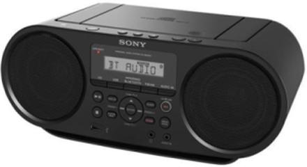 ZS-RS60BT - boombox - CD, USB-radio