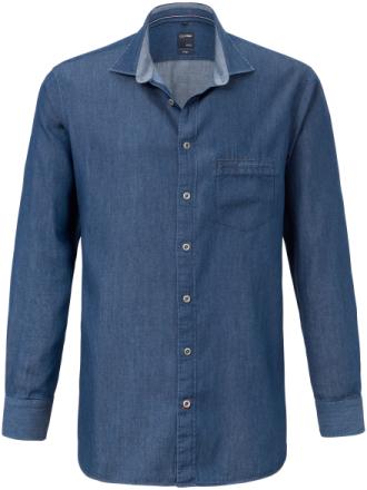 Jeansskjorta från Olymp denim