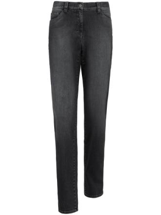 """""""Feminine Fit""""-jeans, modell CAROLA CRYSTAL från Brax Feel Good denim"""