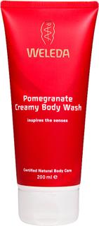 Weleda Pomegranate Creamy Body Wash, 200 ml Weleda Shower Gel