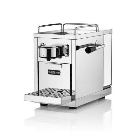 Espressomaskine, Alu