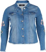 Jeansjacka från zizzi denim