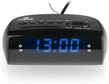 Klockradio NGS SUNRISE HIT AM/FM LED Svart