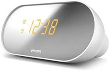 Klockradio Philips AJ2000/12 LED FM Vit