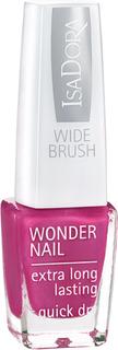 Köp IsaDora Wonder Nail, 764 Knock Out Pink, 6ml IsaDora Nagellack fraktfritt