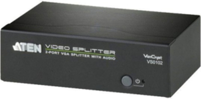 VanCryst VS0102 - video/audiosplitter -