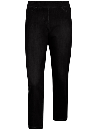 Modern Fit-jeans Fra Gerry Weber Edition sort - Peter Hahn