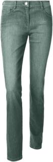 Jeans, modell SHAKIRA från Brax Feel Good grön
