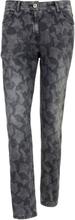 7/8-jeans från FRAPP grå