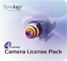 Camera License Pack - 4 pack - Engelska