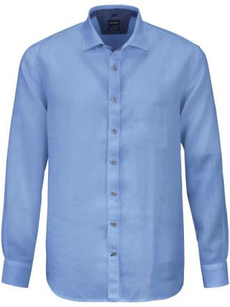 Skjorte Fra Olymp blå - Peter Hahn