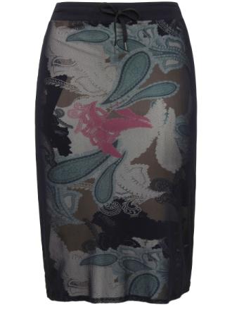 Kjol från Emilia Lay mångfärgad