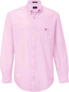 Skjorta button down-krage från GANT rosa