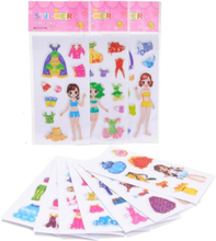 Small Stickers-Fashion