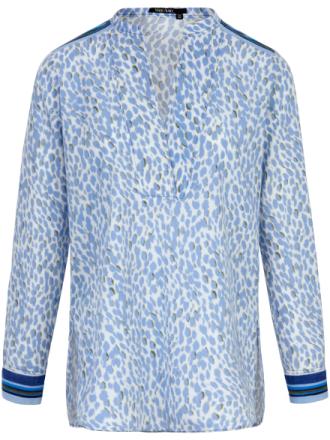 Blus i tunikastil från Marc Aurel mångfärgad