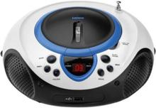 SCD-38 USB - boombox - CD