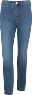 7/8-långa jeans i modell Dream Chic, längd 27 tum från Mac denim
