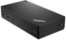 ThinkPad USB 3.0 Pro Dock - USB-dockning
