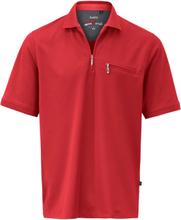 Stay fresh-tröjor krage från HAJO röd